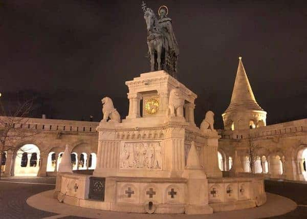 Best place to stay in Budapest city in Hungary