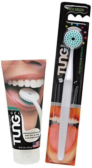 example of tongue brush